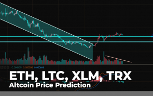 ETH, LTC, XLM, TRX Altcoin Price Prediction - Has Alt Season Been Postponed?
