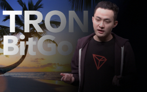 Justin Sun Meets Premier of Global Blockchain Bermuda Hub, While Tron Partners with BitGo