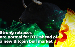 Bitcoin Trader: Strong Retraces Normal for BTC Ahead of Halving and New Bitcoin Bull Market