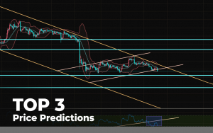 TOP 3 Price Predictions: BTC, ETH, XRP — Bitcoin is Back Above $8,000. Can ETH and XRP Recover Faster?