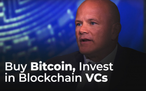"Mike Novogratz Says ""Buy Bitcoin, Invest in Blockchain VCs"" to Escape Centralized Digital World"