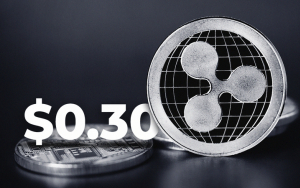 Ripple's XRP Price Blasts Past $0.30, Its Highest Level Since September