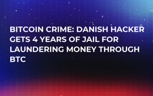 Bitcoin Crime: Danish Hacker Gets 4 Years of Jail for Laundering Money Through BTC