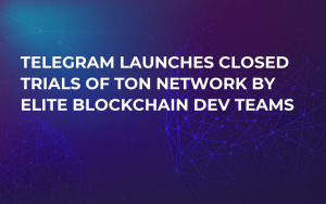 Telegram Launches Closed Trials of TON Network by Elite Blockchain Dev Teams