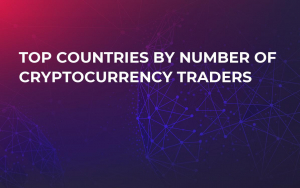 Top Countries by Number of Cryptocurrency Traders
