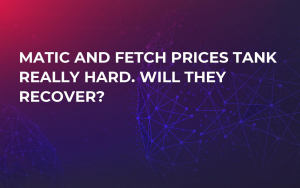 Matic and Fetch Prices TANK Really Hard. Will They Recover?