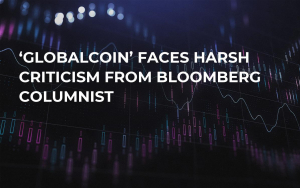 'GlobalCoin' Faces Harsh Criticism from Bloomberg Columnist