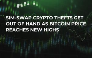 SIM-Swap Crypto Thefts Get Out of Hand as Bitcoin Price Reaches New Highs