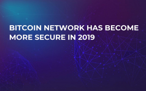 Bitcoin Network Has Become More Secure in 2019