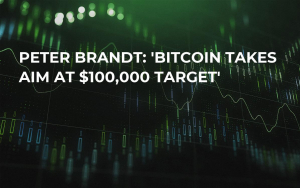 Peter Brandt: 'Bitcoin Takes Aim at $100,000 Target'