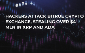 Hackers Attack Bitrue Crypto Exchange, Stealing Over $4 Mln in XRP and ADA