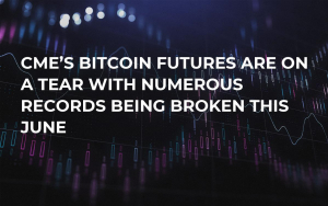 CME's Bitcoin Futures Are on a Tear with Numerous Records Being Broken This June