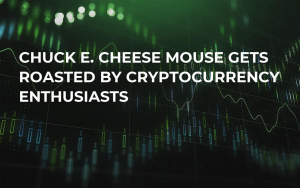 Chuck E. Cheese Mouse Gets Roasted by Cryptocurrency Enthusiasts