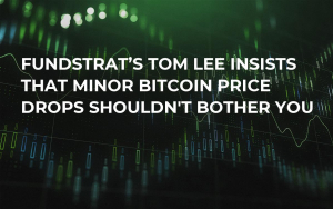 Fundstrat's Tom Lee Insists That Minor Bitcoin Price Drops Shouldn't Bother You