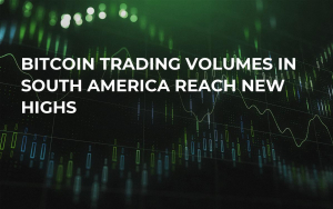 Bitcoin Trading Volumes in South America Reach New Highs