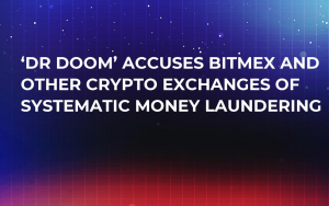 'Dr Doom' Accuses BitMEX and Other Crypto Exchanges of Systematic Money Laundering