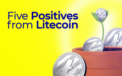 LTC Price Predicted to Keep Rising After Sparking Crypto Spring — Five Positives from Litecoin
