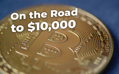 On the Road to $10,000: Bitcoin Price Reaches New Yearly Highs