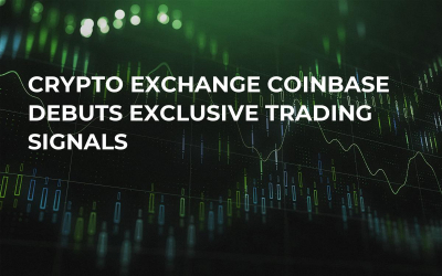 Crypto Exchange Coinbase Debuts Exclusive Trading Signals
