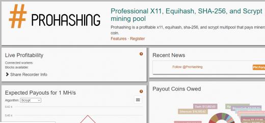 Popular Dogecoin Mining Pools 2018