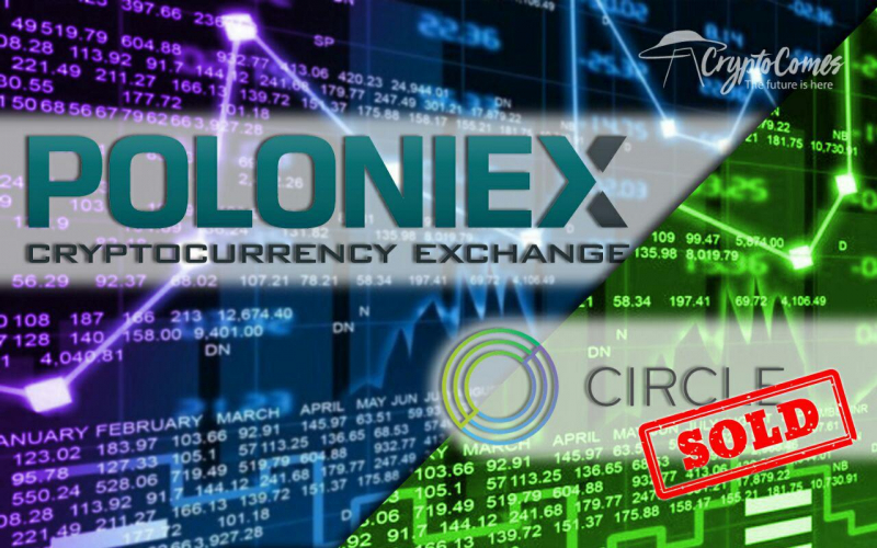 Bitcoin Exchange Poloniex Bought Out by Mobile Payment App Circle For $400 Mln
