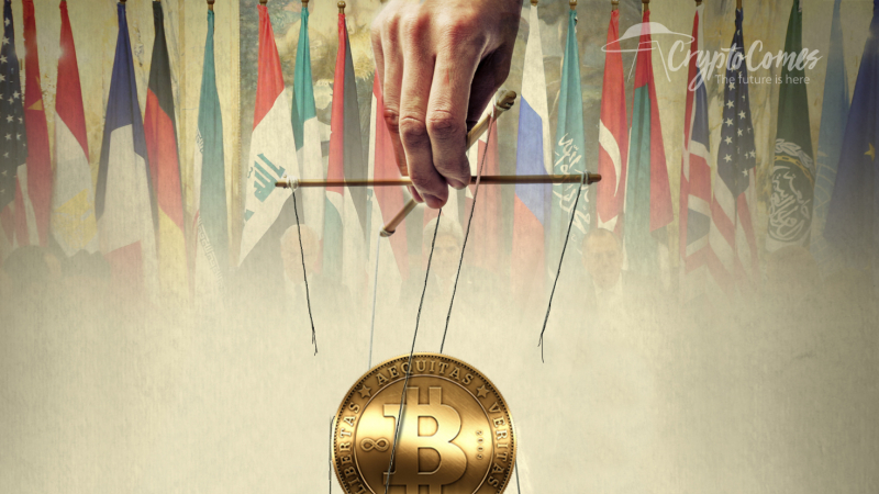 Let Them Regulate Cryptocurrencies: Soon It Won't Matter Anyway