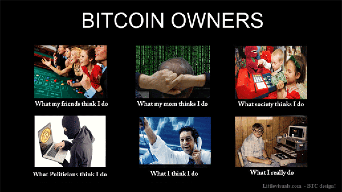 Bitcoin owners
