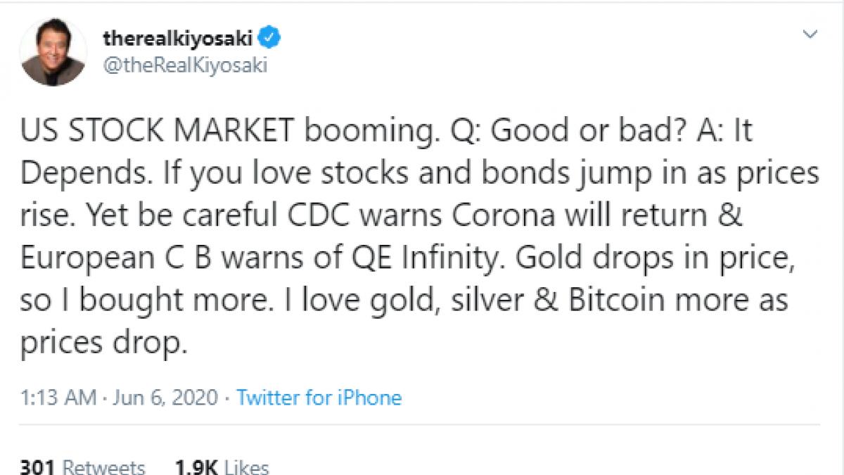 BTC Kiyosaki