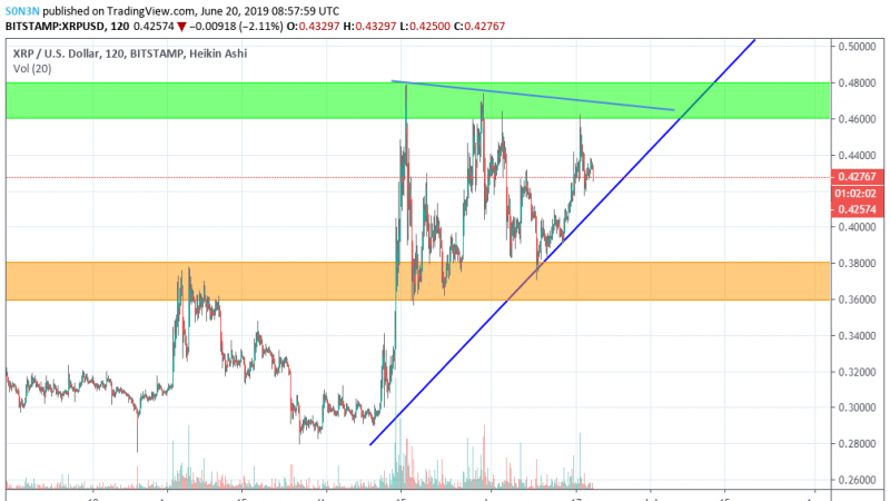 Ripple price forecast for 2019