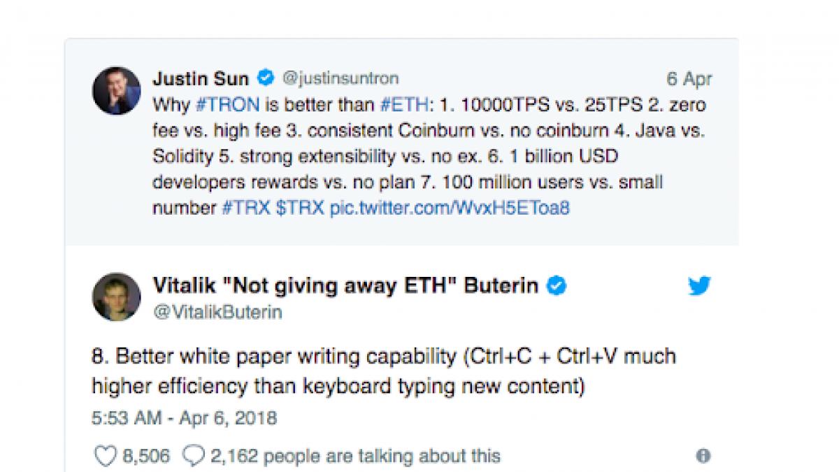 Previous Buterin-Sun debates