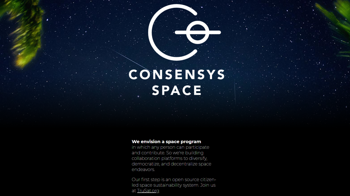 ConsenSys Space
