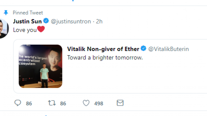 Vitalik Buterin Dumps Ethereum, Zcoin Reaches Ultimate Privacy by Giving Up Any Titles Whatsoever