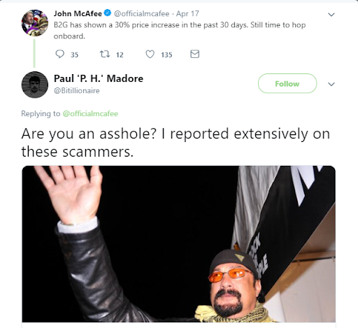 McAfee is the 'zen master' of crypto