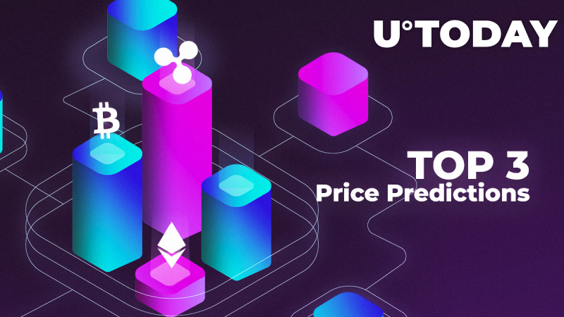 TOP 3 Price Predictions: Bitcoin, ETH, XRP — A Fast Pullback Is Postponed: Bearish Mood On The Market