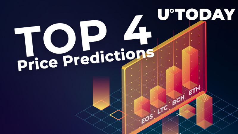 TOP 4 Price Predictions: ETH, BCH, LTC, EOS Are Growing Faster Than Bitcoin