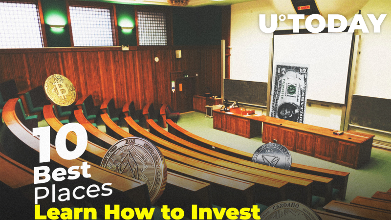 The 10 Best Places to Learn How to Invest in Cryptocurrency