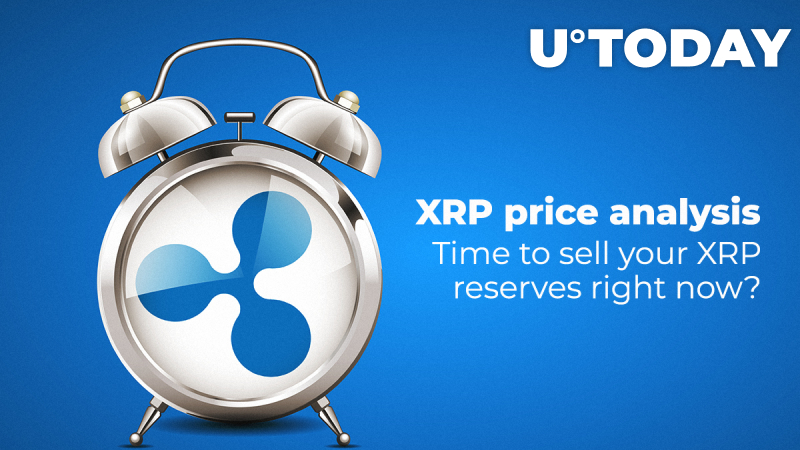 XRP Price Prediction: Will a Catch-Up to $0.5 Happen, or Is It Time to Sell Your XRP Reserves Right Now?