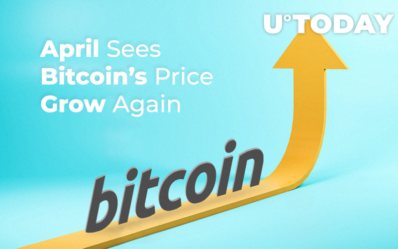 April Sees Bitcoin's Price Grow Again — A Sign of More Good Things to Come for the Rest of 2019?