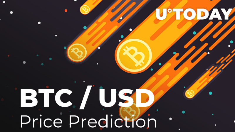BTC/USD Price Prediction — Has the Selling of  5,000 BTC Caused the Market Fall?