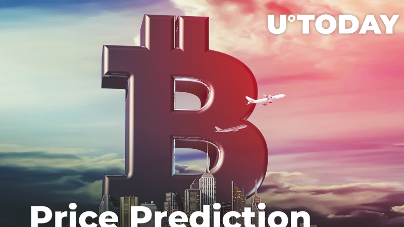 Bitcoin Price Prediction — The 12-month Maximum Is Updated. Can the Rally Extend to $9,000?