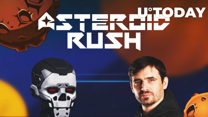 Space Mining and Blockchain Games: Futuristic Interview with Asteroid Rush Creators Team
