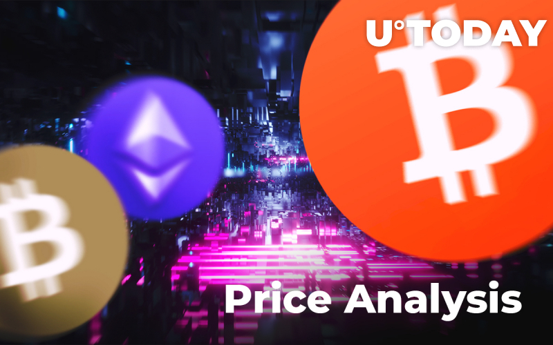 BTC, ETH, BCH Price Analysis — A Market Bull Run Is Replaced by a Correction