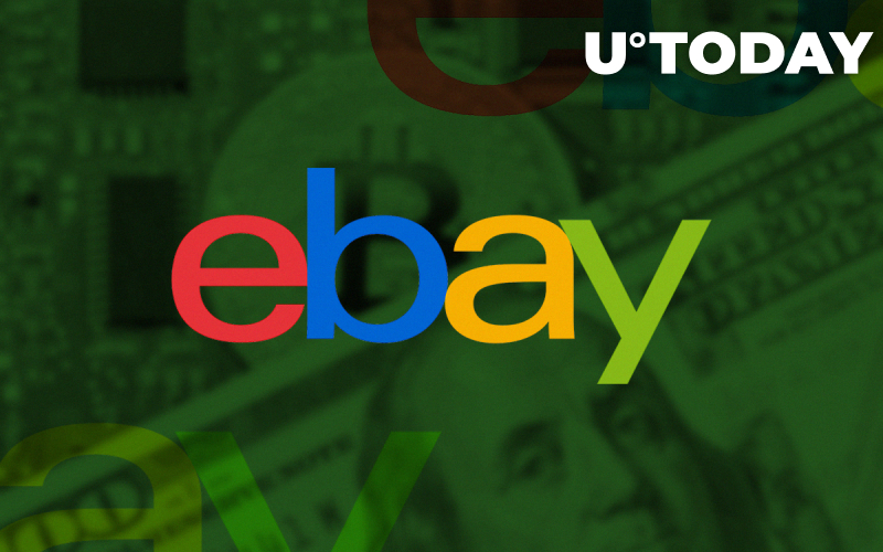eBay Is Rumored to Start Accepting Crypto Payments