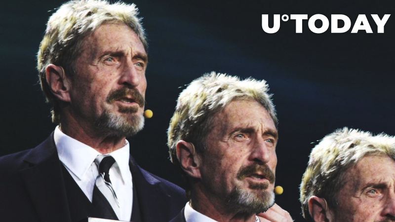 'Crypto Baron' John McAfee Responds to Craig Wright's Accusations of Being Conman, Vitalik Buterin Also Steps In