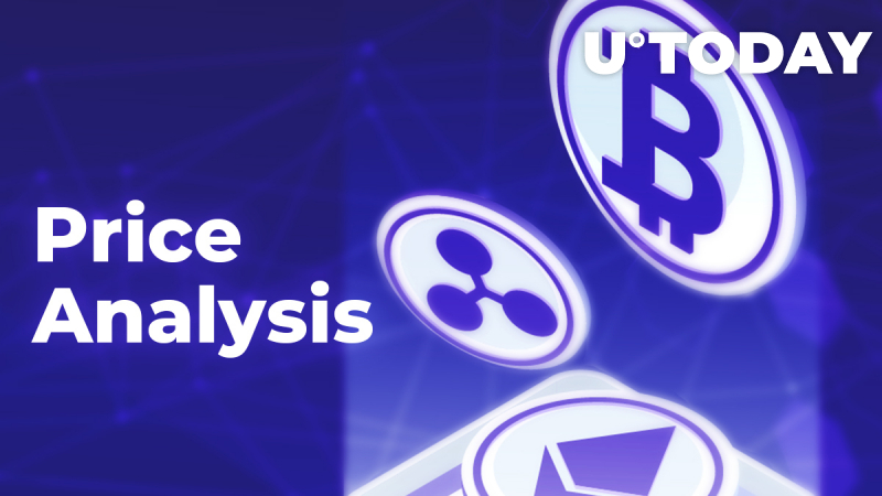 BTC, ETH, XRP Price Analysis — BTC Is Facing a Healthy Rollback, Altcoins Are Updating Local Minimum