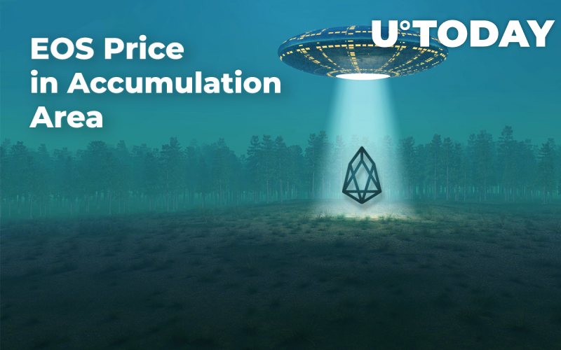 EOS Price in Accumulation Area: How High Might It Spike This Month?