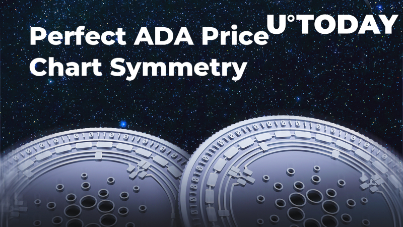 Perfect ADA Price Chart Symmetry: Cardano Approaches $0.1 Despite All Obstacles