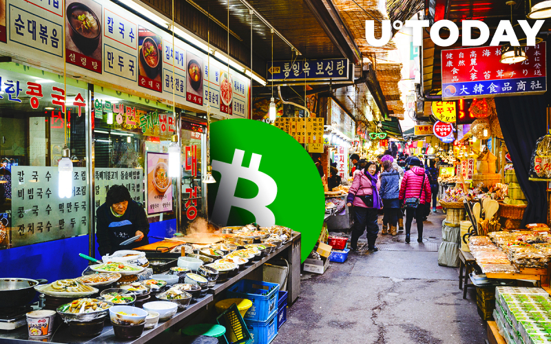 Bitcoin Cash to Be Accepted by Thousands of Physical Shops in South Korea