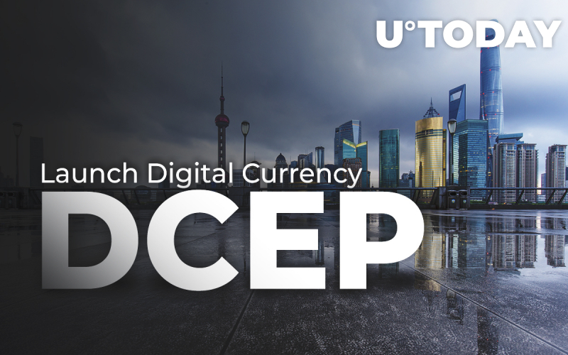 """JUST IN: Chinese Central Bank to Launch Digital Currency Called """"DCEP"""""""