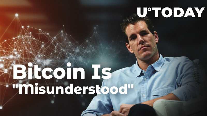 """Cameron Winklevoss Says Bitcoin Is """"Misunderstood"""" While BTC Hash Rate Hits New High Despite Price Woes"""